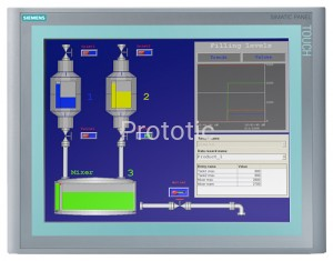 SIMATIC DOTYKOWY PANEL OPERATORSKI TP1500 BASIC COLOR PN, EKRAN TFT 15""