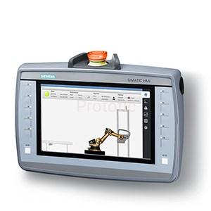 "SIMATIC HMI KTP900F MOBILE, 9.0"" TFT DISPLAY, 800X 480 PIXEL, 16M COLORS"