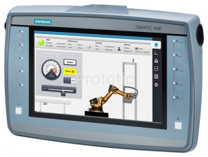 "SIMATIC HMI KTP900 MOBILE, 9.0"" TFT DISPLAY, 800X 480 PIXEL, 16 MILLION COLORS"