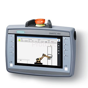 "SIMATIC HMI KTP700F MOBILE, 7.0"" TFT DISPLAY, 800X 480 PIXEL, 16M COLORS"