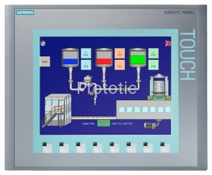 SIMATIC DOTYKOWY PANEL OPERATORSKI KTP1000 BASIC COLOR DP, EKRAN TFT 10,4""