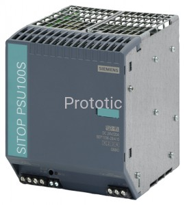 Zasilacz 20A SITOP PSU100S 20 A STABILIZED POWER SUPPLY